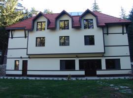 Villa Eva, Panichishte