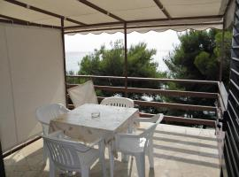 Apartment in Orebic with Seaview, Terrace, Air condition, WIFI (4669-2), 奥瑞比克
