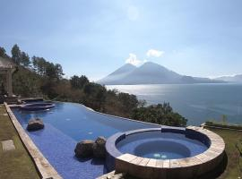 Atitlan Luxury Home AT020, Santa Catarina Palopó