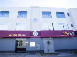 Hostal Vasco, Tacna