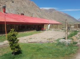 Hostería Penitentes, Luján de Cuyo