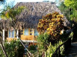 La Mansión del Pájaro Serpiente, Tikal