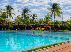 OHS Hotel Marina Morrocoy, Tucacas