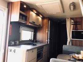 mia karavans, Эйлат