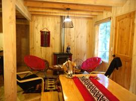 Casa del Bosque Encantado, Neltume