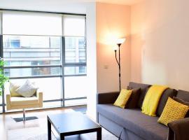 1 Bedroom City Centre Apartment In Dublin, Dublino