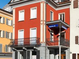 Bed&Breakfast Stazione 39 - Mountain Lovers, Airolo