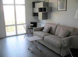 Apartment Studio - 2 pers.- accès direct plage avec balcon et parking individuel sécurisé, Arcachon