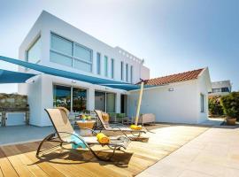 Villa Med. Coast Deluxe Argaka inklusive Mietwagen - PFO01032-O, Argaka