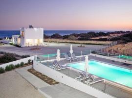 Holiday Home Beach Front Villas Gennadi - RHO011001-O, Gennadi