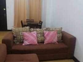 Unut 1412 Apartment, Манила