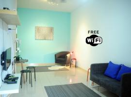Orked Guesthouse - GREY House, Kuala Brang
