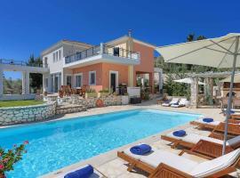 Villa Drepanou Bay, Lygia