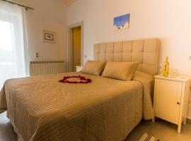 Corfos Villa, Miasto Mykonos