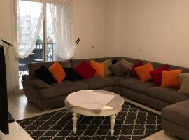 KAEC 2 Bed Rooms Apartment In Al Waha Dist شقة مفروشة بحي الواحه بمدينه الملك عبدالله الاقتصادية, King Abdullah Economic City