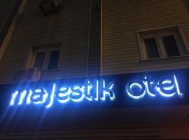 majestik otel, Adana
