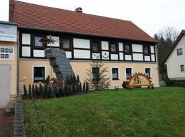 Ferienwohnung Herzogswalde