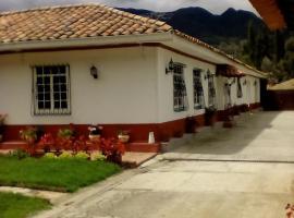 Hacienda Betania, Cogua