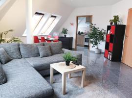 Helle City Wohnung mit Netflix nähe Schloss Uni