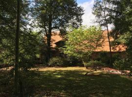 Ferienwohnung im Resthof mitten in der Natur