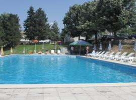 Roza Balneohotel, Strelcha