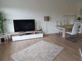 Wunderschöne frisch renovierte Wohnung in ruhiger Lage mit Wohlfühlfaktor