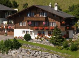 Ferienwohnung & Studio Schaad, Hasliberg Wasserwendi