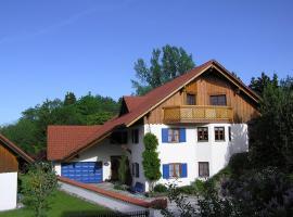 Ferienwohnung am Kneipp-Park
