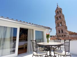Heritage Hotel Diocletian, Split