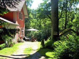 Altes Forsthaus Garzau
