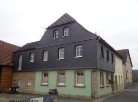 Altes Korbmacherhaus