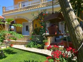 Alex Studios & Apartments, Arillas