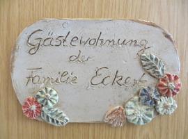 Gaestewohnung Eckert