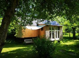 Tiny House- Villa Löwenzahn