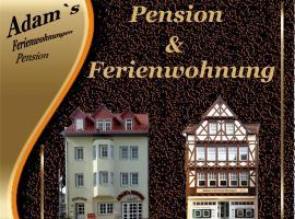 Adams Pension und Ferienwohnung