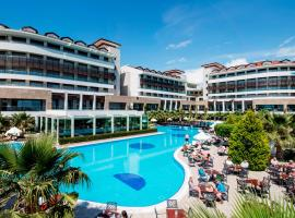 Alba Royal Hotel - Ultra All Inclusive -Adults Only (+16), Side