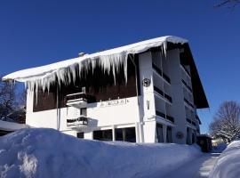 Horský apartmán Almberg