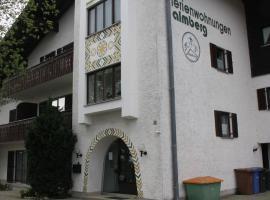 Ferienwohnung Schäfer im Landhaus Almberg App. 11