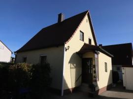 Ferienhaus Steinbach