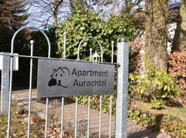 Apartment Aurachtal