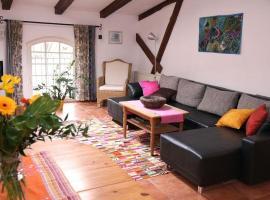 Ferienwohnungen-am-Schloss-Wohnung-1-das-Pferd