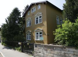 Villa Elsa mit Garten