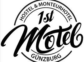 1st Motel / Hostel & Monteurhotel