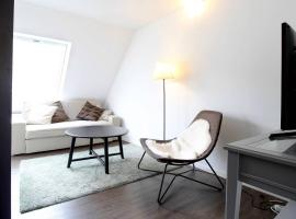 Maisonette apartment in top location,roof terrace