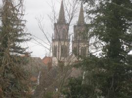 Ferienwohnung St. Aegidienblick
