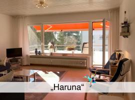 Ferienwohnung Haruna