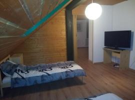 Wohnung mit Zen-Raum in der malerischen Rhön