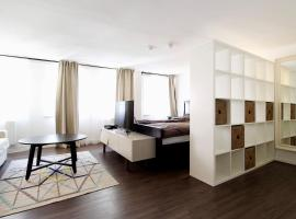 Modern studio in a top location in the old town