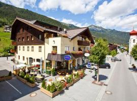 Hotel Montfort, Sankt Anton am Arlberg