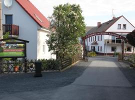 Weinbau & Pension Keydel